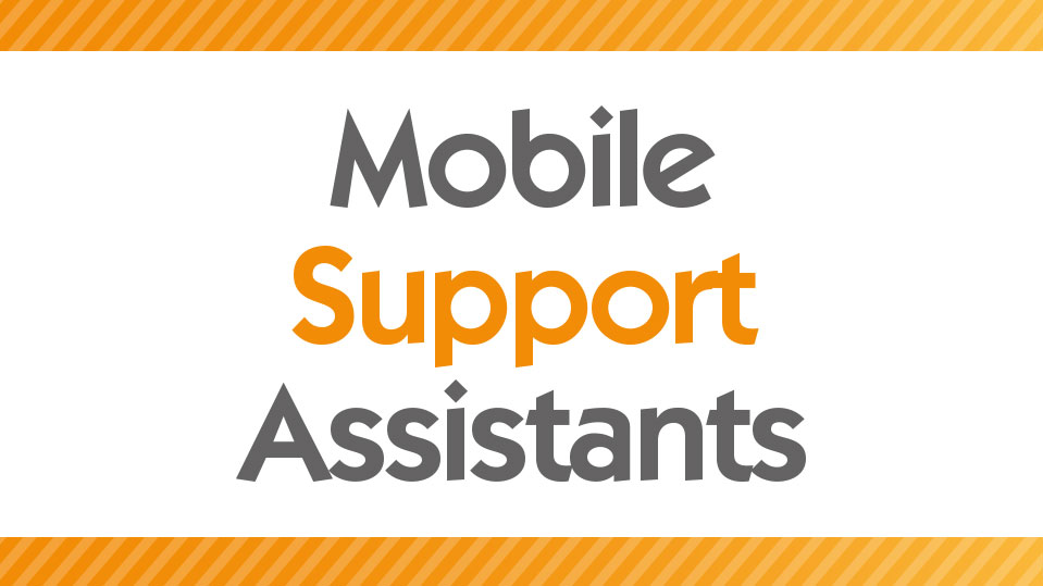 Mobile-support-assistants