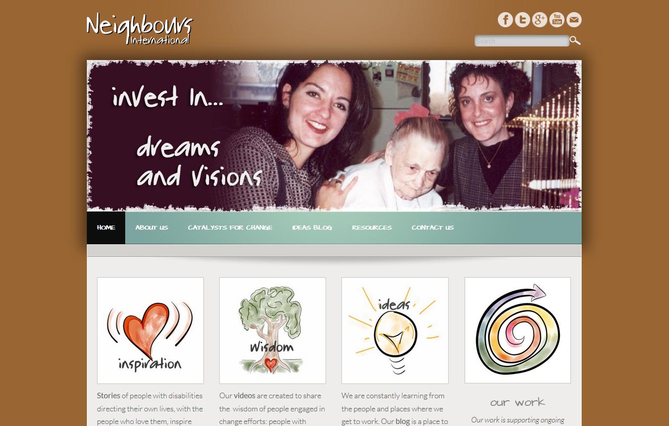 Neghbours International Screenshot