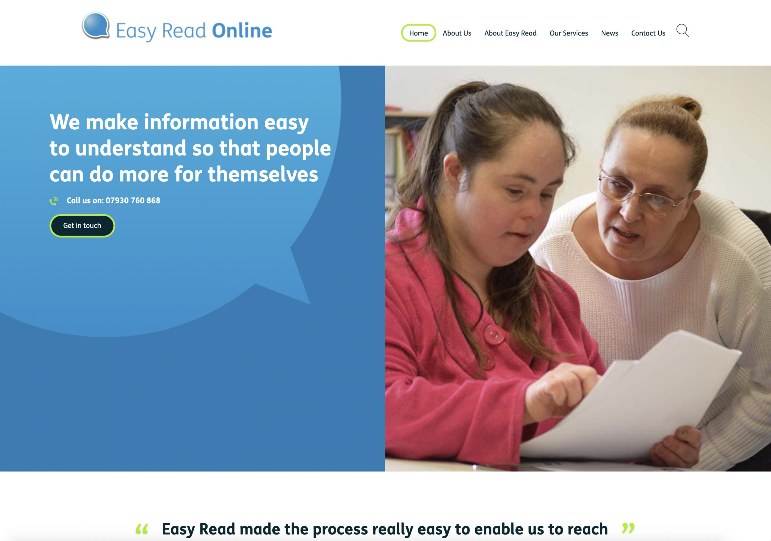 COVID-19 Easy Read Resources