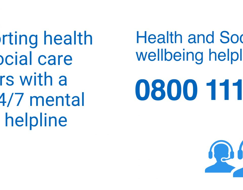 Health and Social Care Helpline