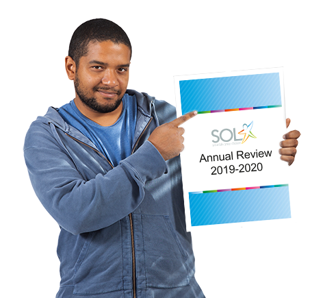 Easy Read Annual Review Icon 2